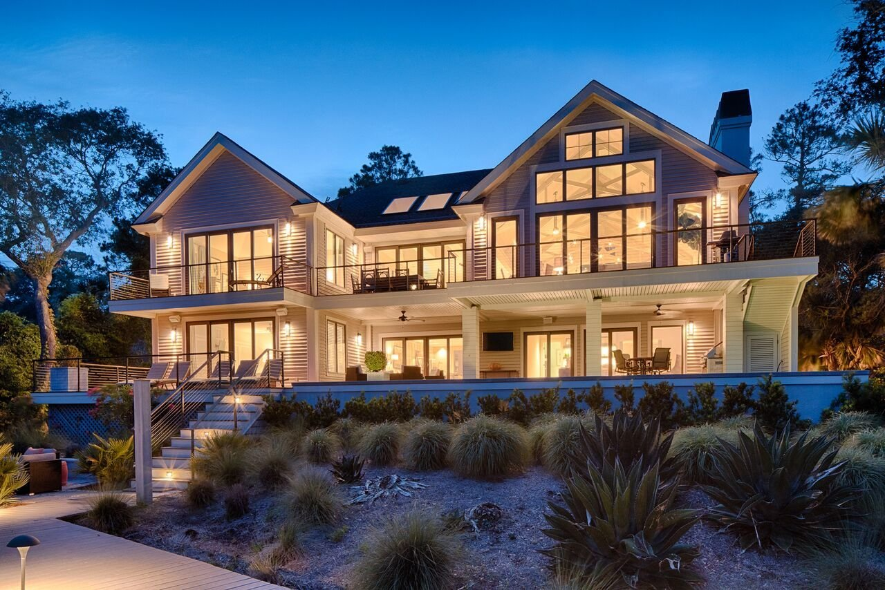 Sea Pines Oceanfront Gem